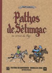 Pathos de Sétungac -1- Au service du Roy