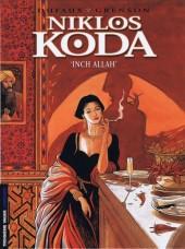 Niklos Koda -3- 'Inch Allah'