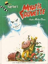 Myrtil Fauvette -3- Contre Mister Clean