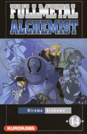 FullMetal Alchemist -14- Tome 14