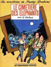 Freddy Lombard -2- Le cimetière des éléphants