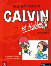 Calvin et Hobbes -INT08- Intégrale 8