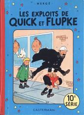 Quick et Flupke -3- (Casterman, couleurs) -10- 10e série