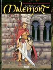 Le roman de Malemort -3- Le don du sang