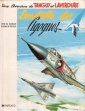 Tanguy et Laverdure -4a86- Escadrille des cigognes