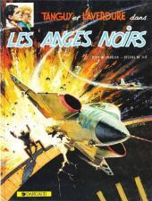 Tanguy et Laverdure -9b90- Les anges noirs