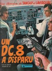 Tanguy et Laverdure -18a1981- Un DC-8 a disparu