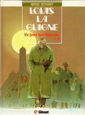 Louis la Guigne -4a- Le jour des faucons