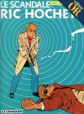 Ric Hochet -33Or- Le scandale Ric Hochet