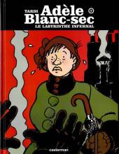 Adèle Blanc-Sec (Les Aventures Extraordinaires d') -9- Le Labyrinthe infernal