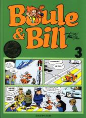 Boule et Bill -02- (Édition actuelle) -3- Boule & Bill 3