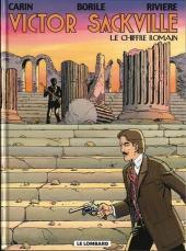 Victor Sackville -20- Le chiffre romain