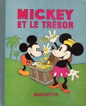 Mickey (Hachette) -7- Mickey et le trésor