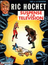 Ric Hochet -7d1994- Suspense à la télévision