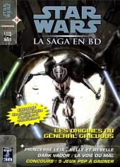 Star Wars - BD Magazine / La saga en BD -10- Les Origines du général Grievous
