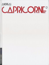 Capricorne -12- Tome 12