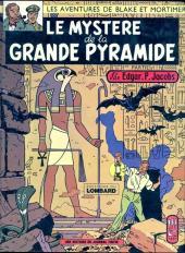 Blake et Mortimer (Historique) -3b77- Le Mystère de la Grande Pyramide - 1re partie