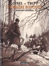 Magasin général -HS3- L'arrière boutique du magasin général III