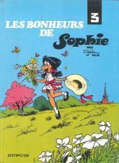 Sophie (Jidéhem) -3a- Les bonheurs de Sophie