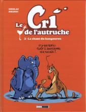 Le cri de l'autruche (2e Série - Couleurs) -3- Le chant du kangourou