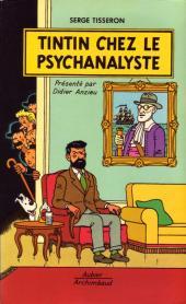 (AUT) Hergé -75- Tintin chez le psychanalyste
