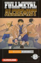 FullMetal Alchemist -15- Tome 15