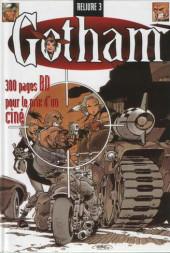 Gotham (reliure) -3- Reliure 3