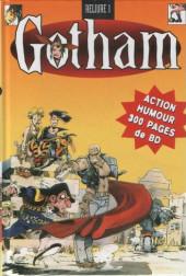 Gotham (reliure) -1- Reliure 1