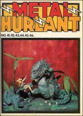 (Recueil) Métal Hurlant -10- Recueil Métal Hurlant du N°41 au N°46