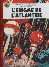 Blake et Mortimer -7Monde- L'énigme de l'Atlantide