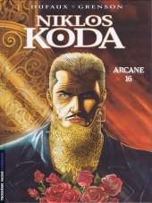 Niklos Koda -9- Arcane 16