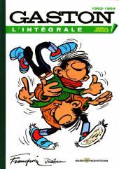 Gaston (L'intégrale Version Originale) -4- Gaston 1963-1964