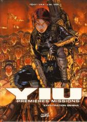Yiu Premières missions -5- Exfiltration geisha