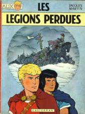 Alix -6- Les légions perdues