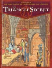 Le triangle secret -4- L'Évangile oublié