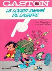 Gaston -R5- Le Lourd Passé de Lagaffe