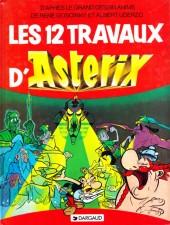Astérix (Hors Série) -C01c1989- Les 12 Travaux d'Astérix