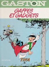 Gaston (Hors-série) -0Pub- Gaffes et gadgets