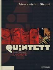 Quintett -5- Dernier mouvement : La chute