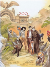 Zoo -3TL- Tome 3