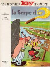Astérix -2b1966- La serpe d'or