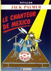 Jack Palmer -5- Le Chanteur de Mexico