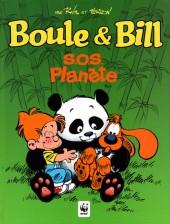 Boule et Bill -02- (Édition actuelle) -HS03- S.O.S. Planète