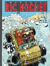 Ric Hochet (Intégrale) -18- Tome 18