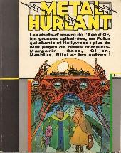 (Recueil) Métal Hurlant (Hors Série) -3- Recueil n°s 57bis, 61bis, 64bis, 67bis