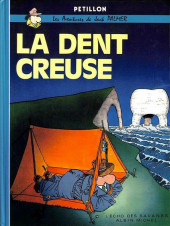 Jack Palmer -3a- La dent creuse