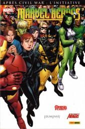 Marvel Heroes (Marvel France - 2007) -2- Héros en herbe