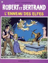 Robert et Bertrand -25- L'ennemi des elfes