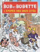 Bob et Bobette -298- L'épopée des onze cités