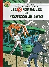 Blake et Mortimer (Les Aventures de) -12Monde- Les 3 formules du professeur sato t2